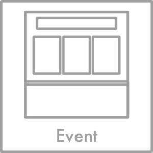イベント POP 看板